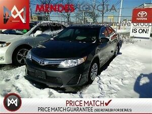 2014 Toyota Camry LE: HEATED SEATS, BACK UP CAM, POWER GROUP Fea