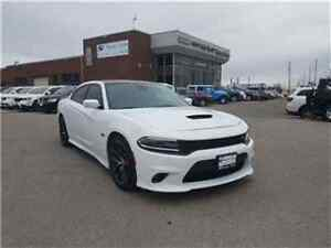 2016 Dodge Charger R/T Scat Pack Navigation, Leather, Sunroof !!