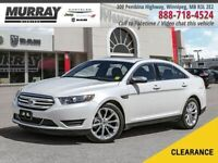 2018 Ford Taurus Limited *NAV All-Wheel-Drive Leather*