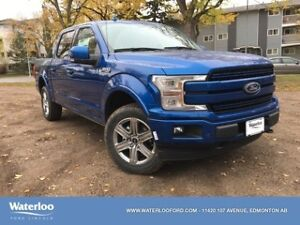 2018 Ford F-150 Lariat | DEMO SPECIAL | 502A | 4x4 | SuperCrew 1