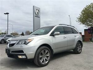 2013 Acura MDX Elite 6sp at MDX Elite!!!