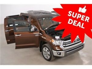 2017 Toyota Tundra Platinum 5.7L V8
