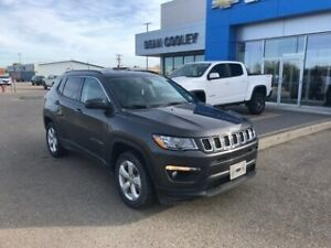 2018 Jeep Compass North/New Tires/Factory Warranty Remaining