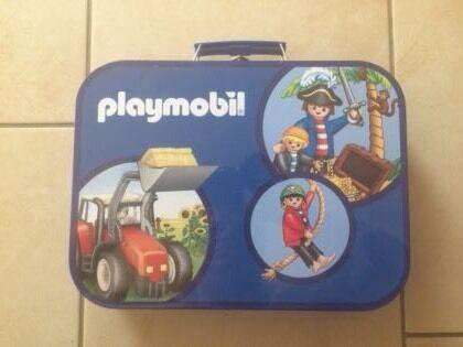 puzzle koffer playmobil in brandenburg potsdam weitere spielzeug g nstig kaufen gebraucht. Black Bedroom Furniture Sets. Home Design Ideas