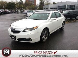 2014 Acura TL 2014 TL SH AWD TECH Package Navigation