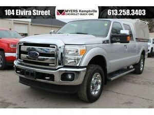 2015 Ford Super Duty F-250 SRW Lariat Leather Navigation