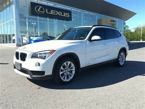 2013 BMW X1 XDrive35i xLine 300 hp! Performance Sport Utility,