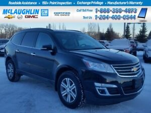 2016 Chevrolet Traverse *Rem St *Htd Lthr *Back Up Cam *Bluetoot