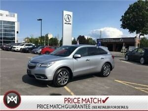 2015 Acura MDX SH-AWD TECH PACKAGE NAVIGATION DVD