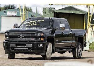 Chevrolet Silverado 2500hd cabine multiplaces 4 rm 167 po ltz 20