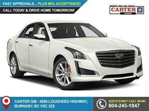 2018 Cadillac CTS 3.6L Premium Luxury AWD - Navigation - Blin...
