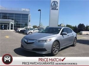 2015 Acura TLX AWD TECHNOLOGY PACKAGE SUNROOF AND ALLOYS