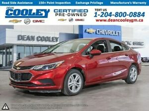 2018 Chevrolet Cruze LT/Remote Start/Htd Seats/Sunroof/Rear Came
