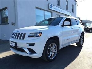 2015 Jeep Grand Cherokee Summit Diesel, Only 23, 000 KMS !!