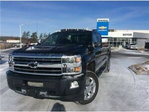 2018 Chevrolet Silverado 2500HD High Country   SUNROOF   REMOTE