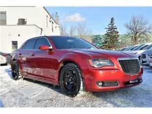 2012 Chrysler 300 S Leather, Panoramic Sunroof, Only 49, 000 KMS