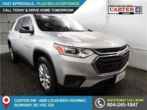 2018 Chevrolet Traverse LS FWD - Heated Seats - Bluetooth - R...