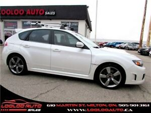 2010 Subaru Impreza WRX STI STI TURBO AWD HATCHBACK 6 SPEED MANU