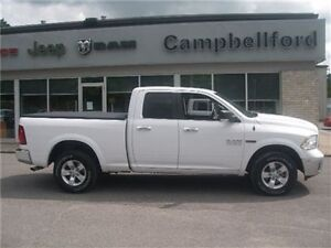 2014 Ram 1500 3.0 Diesel 8 Speed Backup Camera 4X4 8.4