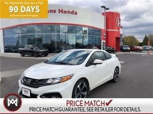 2015 Honda Civic Coupe Si, NAVIGATION, 2 DR,SUNROOF, HEATED SEAT
