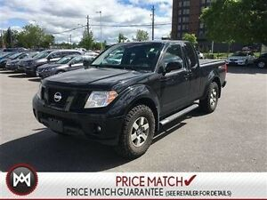 2012 Nissan Frontier PRO 4X OFFROAD - CRUISE, AIR CONDITIONING