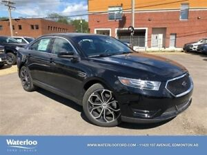 2018 Ford Taurus SHO | Heated/Cooled Seats | Remote Start | Park