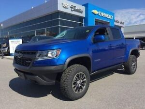 2019 Chevrolet Colorado ZR2   Off-Road Ready   Multimatic Shocks