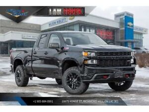 2019 Chevrolet Silverado 1500 Silverado Custom Trail Boss