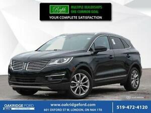 2016 Lincoln MKC 4DR AWD Select- Navigation- Moonroof- Leather-