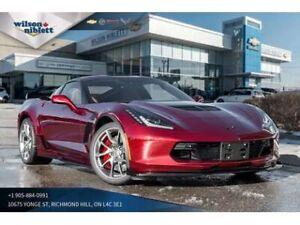 2019 Chevrolet Corvette Z06 | 3LZ | CARBON FIBRE WEAVE HOOD | VI