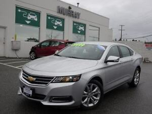 2016 Chevrolet Impala LT Remote vehicle start, Bluetooth