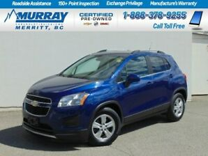 2014 Chevrolet Trax LT * Automatic, Front Wheel Drive *