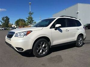 2015 Subaru Forester AWD, Navigation, Leather