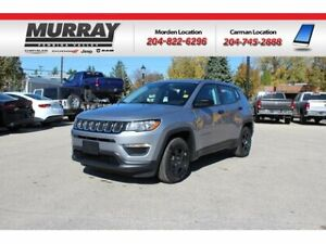 2018 Jeep Compass Sport * A/C * Cruise * Keyless Entry *