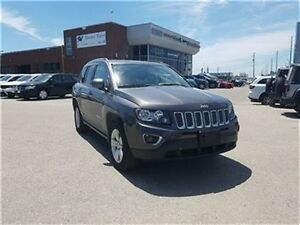 2015 Jeep Compass High Altitude Sunroof, Leather !!!