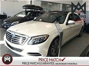 2015 Mercedes-Benz S550 PREMIUM, AWD, TOP OF ARE CLASSES