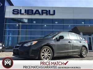 2012 Subaru Impreza AWD, Manual trans, Heated Seats