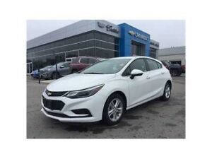 2018 Chevrolet Cruze LT   DEALERSHIP DEMO