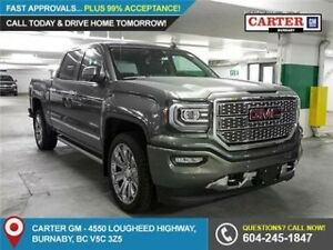 2018 GMC Sierra 1500 Denali 4x4 - Side Steps - Navigation - R...