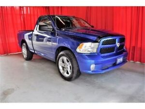 2015 Ram 1500 EXPRESS  Reg Short Box   2wd   20's   one owner