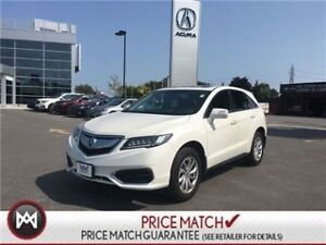 2016 Acura RDX AWD LEATHER TECH PACKAGE