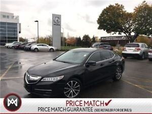 2015 Acura TLX LEATHER TECHNOLOGY PACKAGE