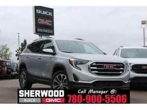 2018 GMC Terrain SLT | Heated Leather | Memory Seat | Bose Audio