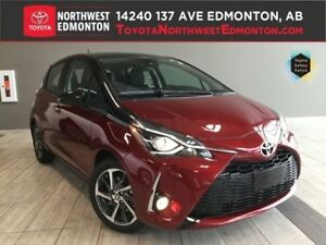 2018 Toyota Yaris 5-Door Hatchback SE