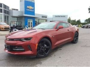 2018 Chevrolet Camaro 1LT   RS PACKAGE   8 SPEED   REMOTE START
