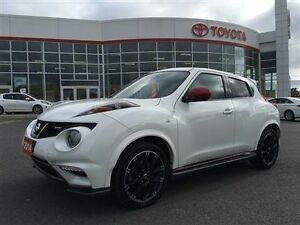 2014 Nissan Juke NISMO Edition AWD w/ Navigation Low Mileage, Al
