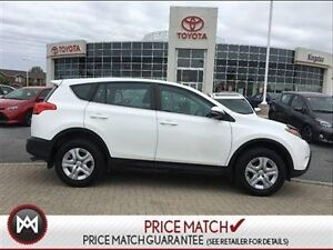 2015 Toyota RAV4 FWD LE Great Value!