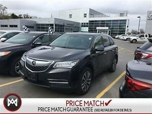2015 Acura MDX TECH PACKAGE NAVIGATION SUNROOF