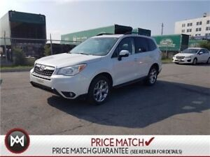 2015 Subaru Forester Limited with Eye Sight - Clean & Low KM