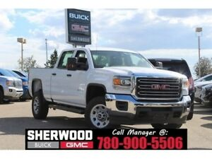 2018 GMC SIERRA 2500HD | Back Up Camera | Power Options | Blueto